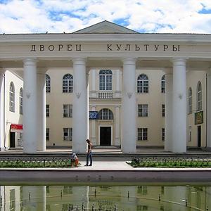 Дворцы и дома культуры Колпашево