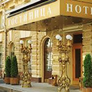 Гостиницы Колпашево