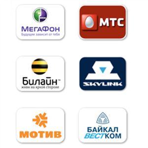 Операторы сотовой связи Колпашево