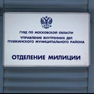 Отделения полиции Колпашево
